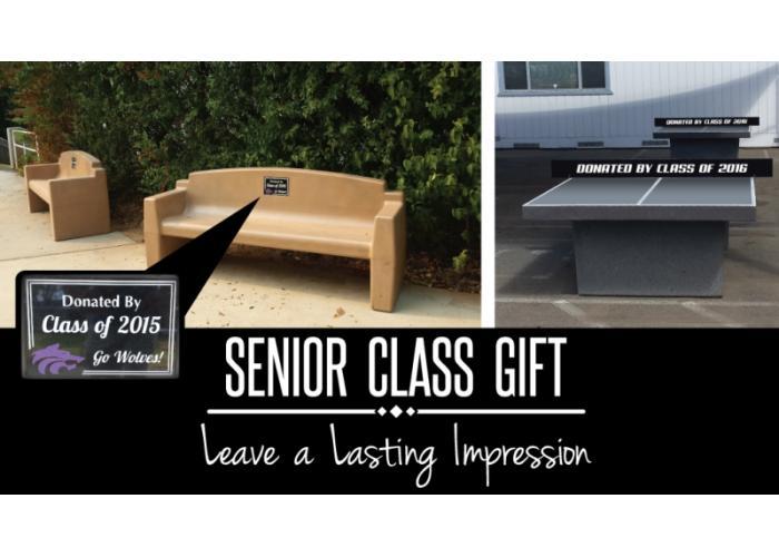 Outdoor Creations Senior Class Gift