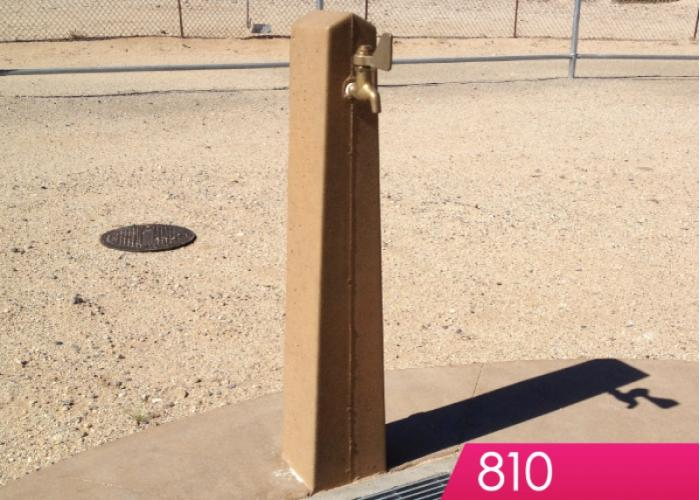 810 - Water Post