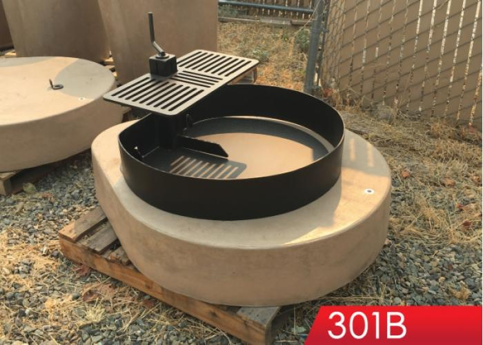 301B - Fire Ring Base